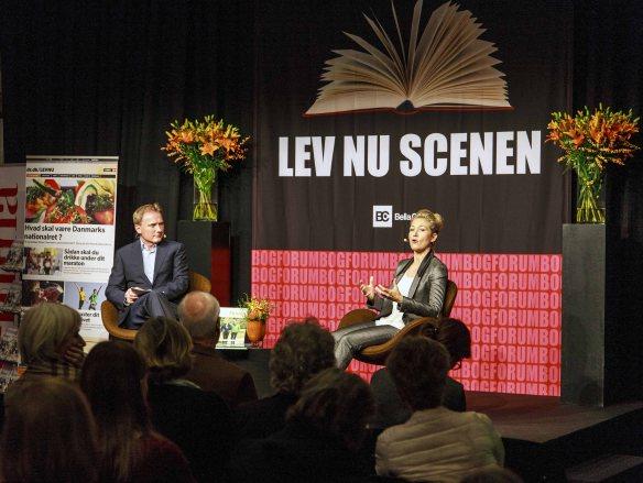 Peter Qvortrup Geisling interviewer Marina Aagaard om fitness