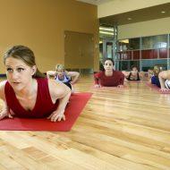 Holdtræning fitness hold