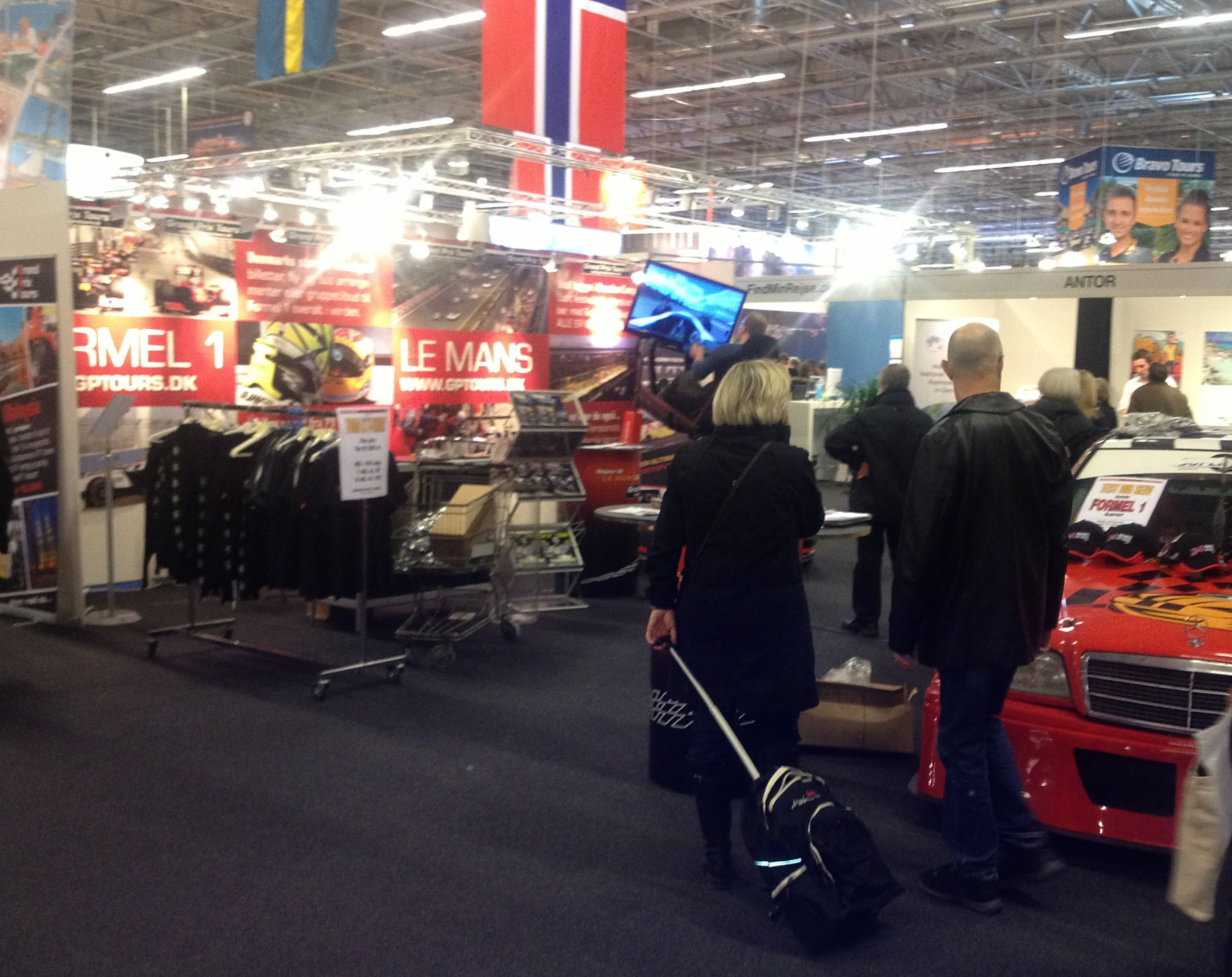 Formel 1 stand