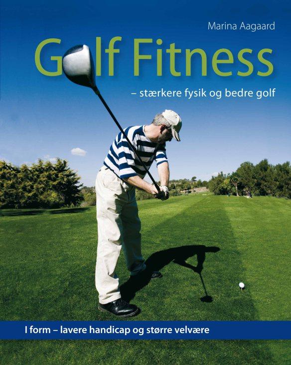 Golf Fitness bog Marina Aagaard