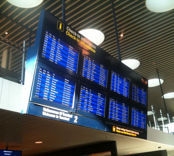 Motion i lufthavnen Fitness på rejse og ferie Marina Aagaard blog travel
