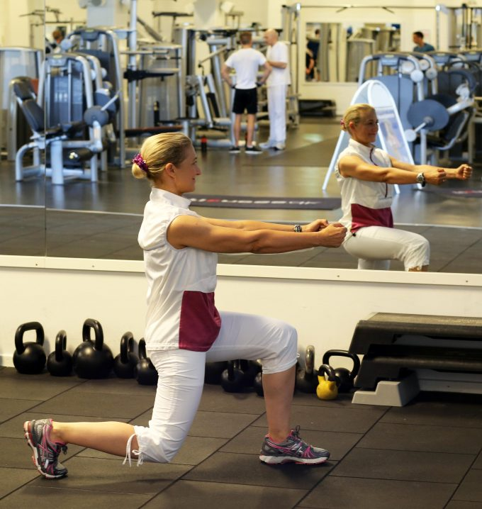 Lunge eller lounge fitness ordbog Marina Aagaard blog