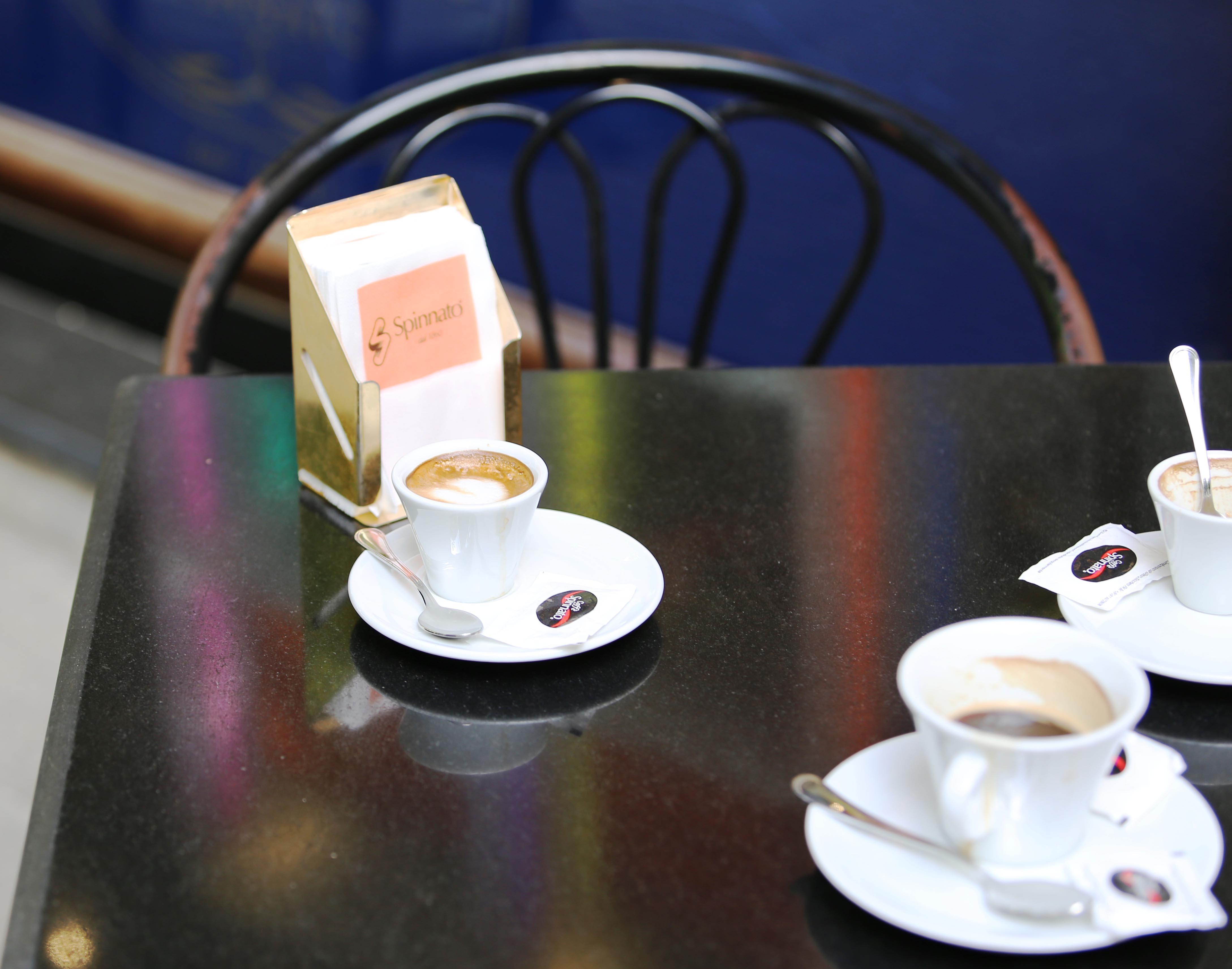 Wellness på rejsen kaffe for to Marina Aagaard