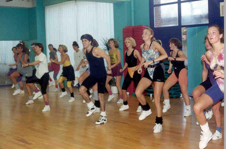 aerobic puls holdtræning Marina Aagaard blog fitness