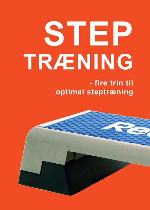 Step træning bog Marina Aagaard
