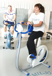 REHIT intervaltræning motionscykel Monarch