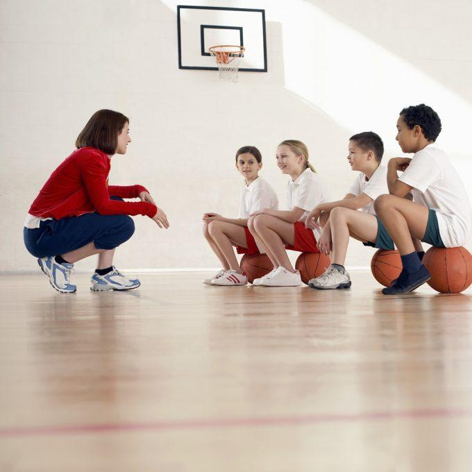 børn og unge mangler fysisk aktivitet