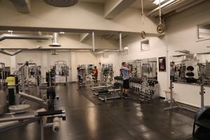 Fitnesscenter og valg af fitnesscenter Foto Henrik Elstrup
