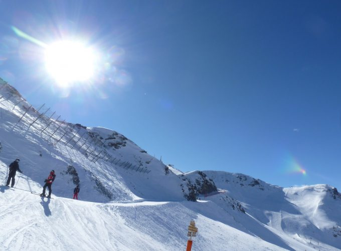 Ski træning og spinning Marina Aagaard blog fitness