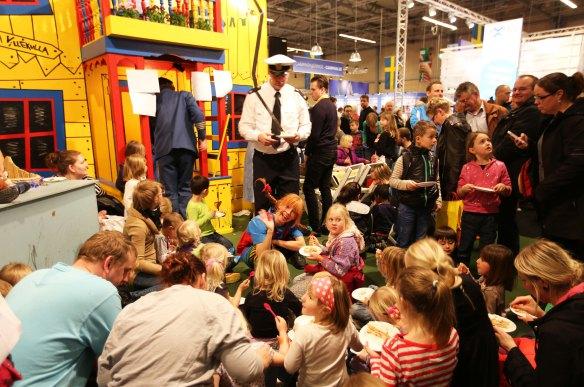Sverige og Pippi på Ferie for Alle foto Marina Aagaard