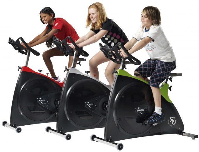 Spinning indendørs holdcykling biking Bodybike