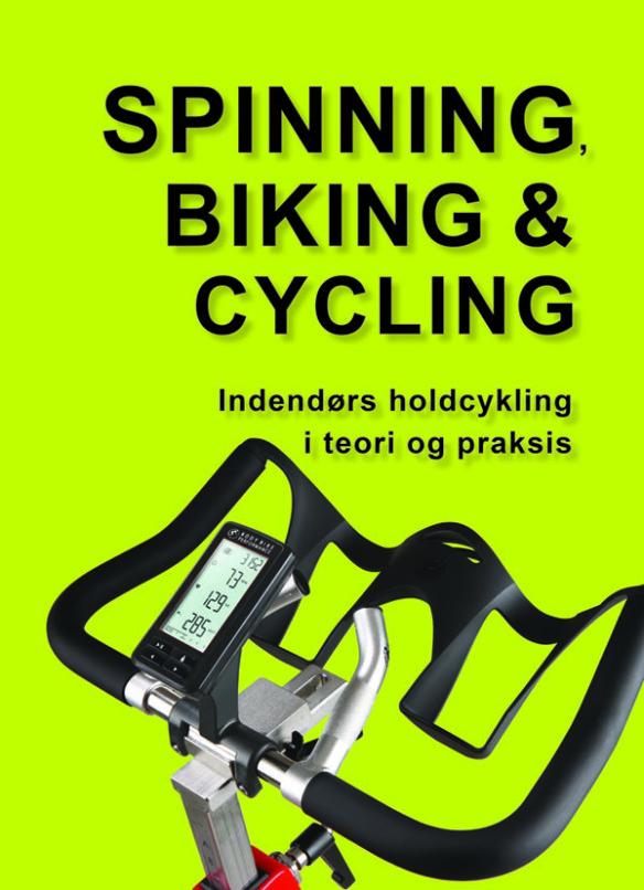 Spinning Biking og Cycling Marina Aagaard bog fitness