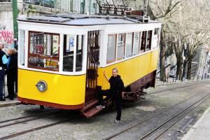 Lisboa Tram Marina