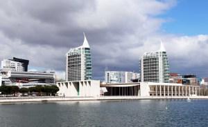 Lisboa modern architecture