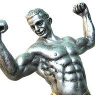 Hypertrofi Man and muscles Andrzej Pobiedziski