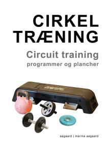 Cirkeltræning bog circuit training programmer Marina Aagaard