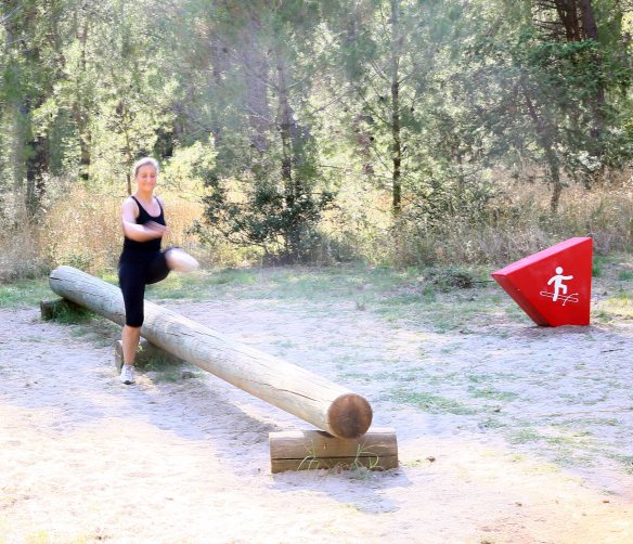 Agility Outdoor fitness cirkeltræning Marina Aagaard fitness blog