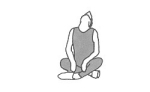 Hovedcirkler Risk exercise full neck circle Marina Aagaard fitness blog