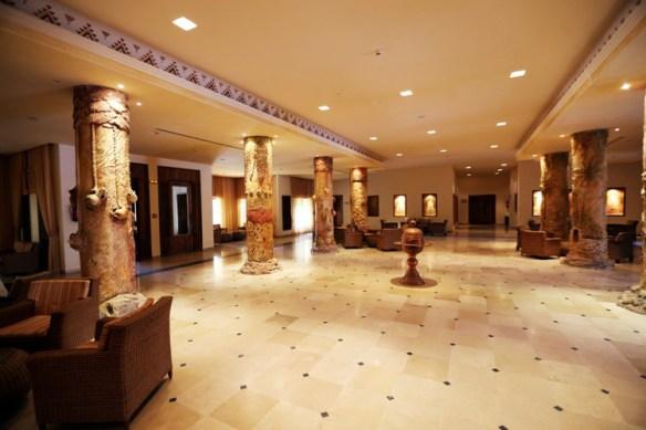 Tunesien_Sahara_Douz_hotel_hall