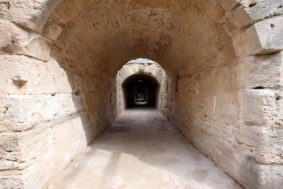 Tunesien_El_Djem_dungeons