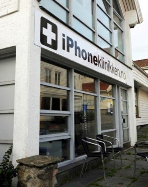 Stavanger_iphone_klinikken_humor