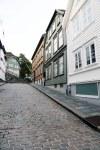 Stavanger street and buildings foto Marina Aagaard