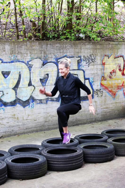 Crossfit fitness Marina Aagaard blog