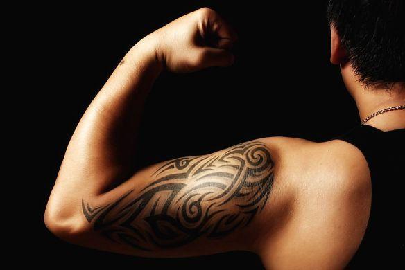 Tatovering og træning og smerte og sundhed Jhong Dizon origin_4391428993
