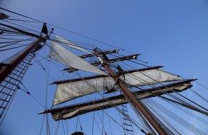 Hamburg mast