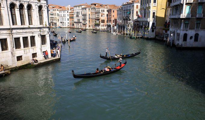 Se Venedig nu kanal Rialto broen Marina Aagaard blog travel rejse