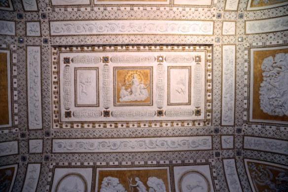 Venedig Palazzo loft guld