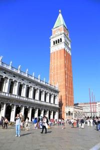 Venedig Marcus plads tårn