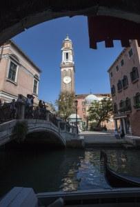 Venedig detalje og tårn