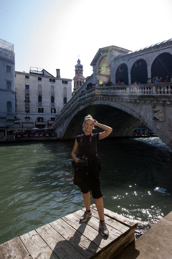 Venedig Rialto bro og Marina foto Henrik Elstrup