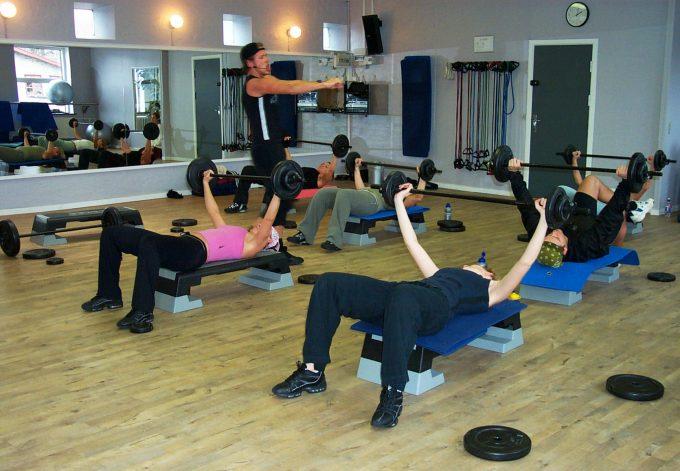 BodyPump holdstyrketræning Marina Aagaard blog fitness