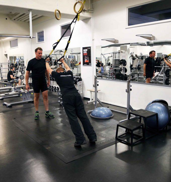 Fitness motivation personlig træning Marina Aagaard blog