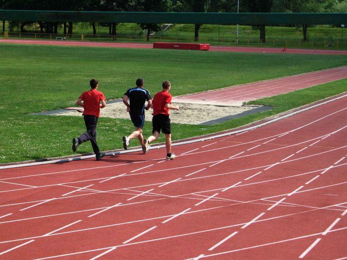 Cooper test løb testning foto Sanja Gjenero