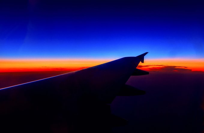 Hammamet Tunesien fly aften foto Henrik Elstrup Marina Aagaard blog rejse