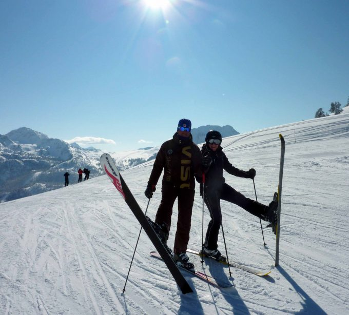 5 nemme øvelser Sestriere skiferie skiforberedende fitness Marina Aagaard blog travel rejse