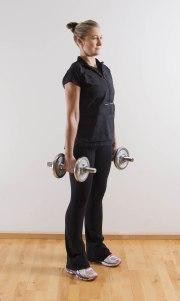 Nakkesmerter shrugs 1 Marina Aagaard fitness blog
