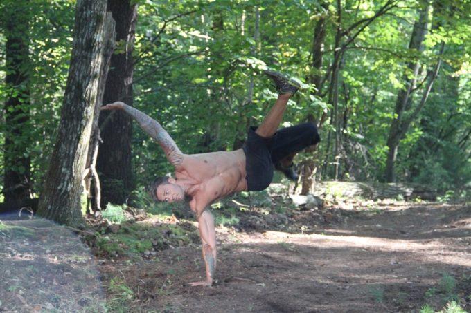 Animal movement Animal Flow Monkey Flip Mike Fitch