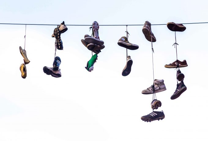 Flensburg Flensborg Shoes on a string Marina_Aagaard blog travel