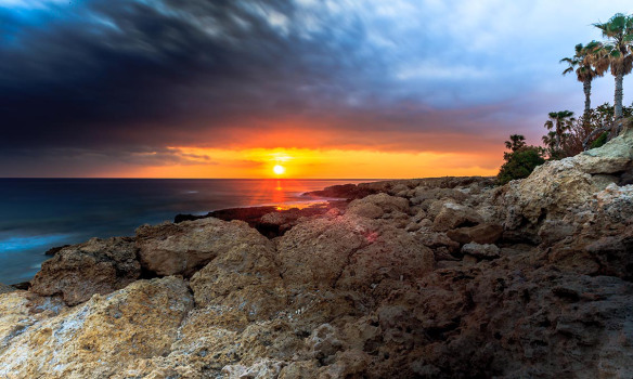 Cyprus_Kissonerga_sunset_photo_Henrik_Elstrup