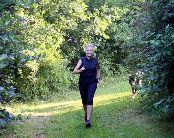 Top 5 fordele ved udendørs motion Outdoor Fitness Jogging Marina Aagaard blog