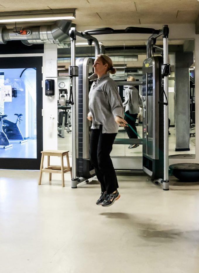 Musik til sjipning Sjip dig i form Marina Aagaard fitness blog