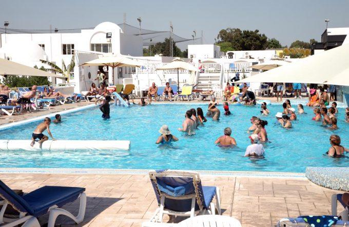 Feriemotion tips Tunesien vandaerobic Marina Aagaard blog travel rejse
