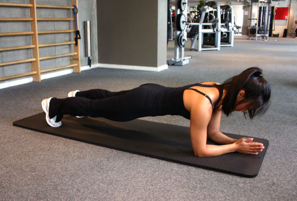 Planken core training fup og fakta