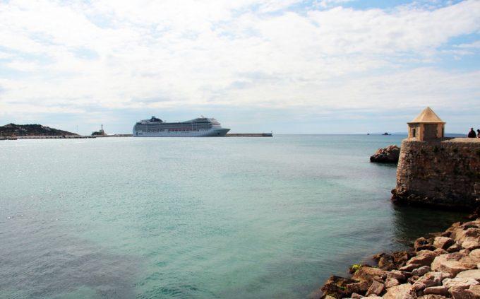 Krydstogt skib myter cruise ship Ibiza Marina Aagaard fitness_blog