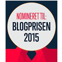Årets Bedste Blog nominering Blogprisen15_Fitness_Blog