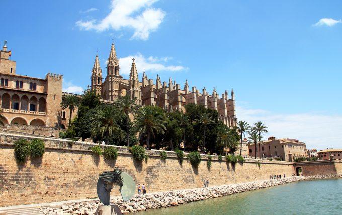 Top 20 rejsemål Palma katedral Marina Aagaard blog rejse